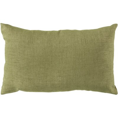 Hullinger Indoor/outdoor Lumbar Pillow Color: Green