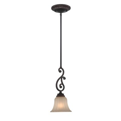 Jacobson 1-Light Mini Pendant