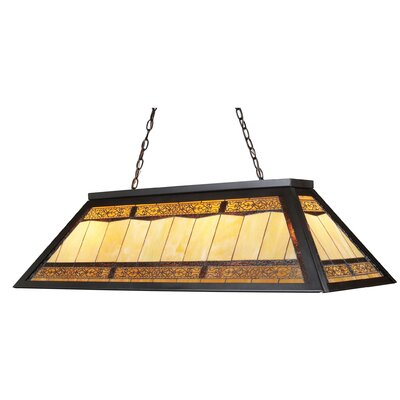 Channing 4 Light Pool Table Light