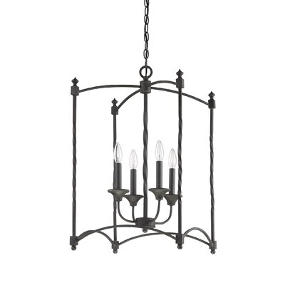 Bainsbury 4-Light Foyer Pendant