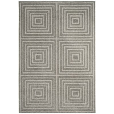 San Michele Gray Outdoor Area Rug
