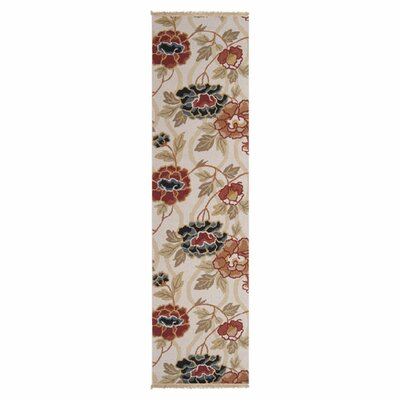 Orpha Rust Rug Rug Size: Rectangle 4 x 6