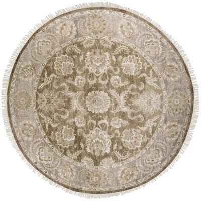 Harrell Chocolate Rug Rug Size: Rectangle 8 x 11