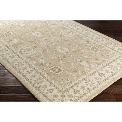Gilmore Neutral Area Rug Rug Size: 53 x 76