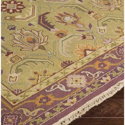 Rupert Beige Area Rug Rug Size: Rectangle 2 x 3