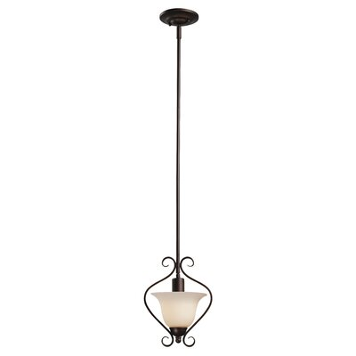 Salses 1 Light Mini Pendant
