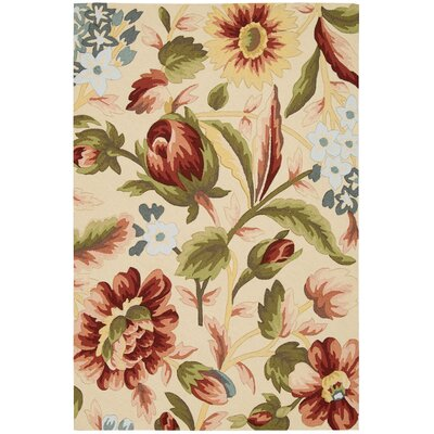 Haleigh Area Rug Rug Size: Rectangle 36 x 56