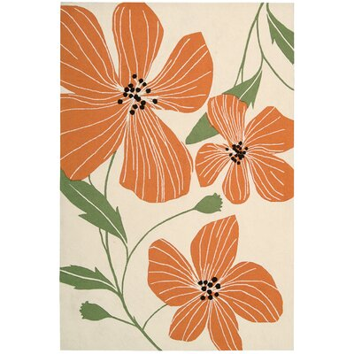Fran Area Rug Rug Size: Rectangle 36 x 56