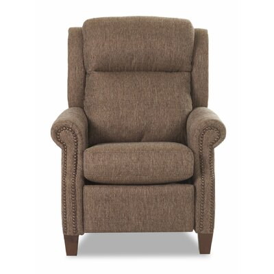 Shoreland Recliner with Headrest and Lumbar Support