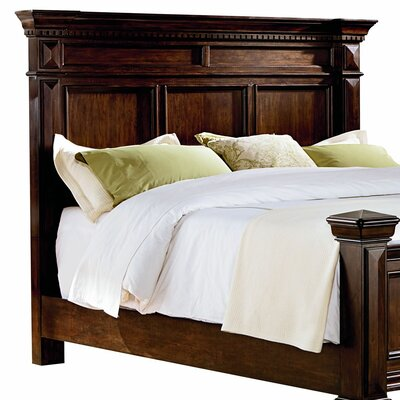 Parthena Panel Headboard Size: King / California King