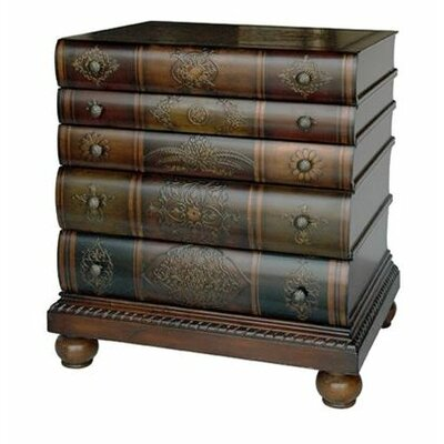 Belford Book Inspired 3 Drawer Chest