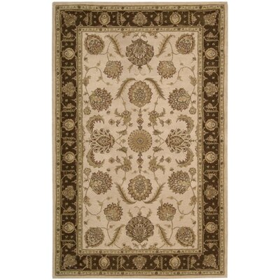 Lundeen Beige Area Rug Rug Size: Rectangle 15 x 23