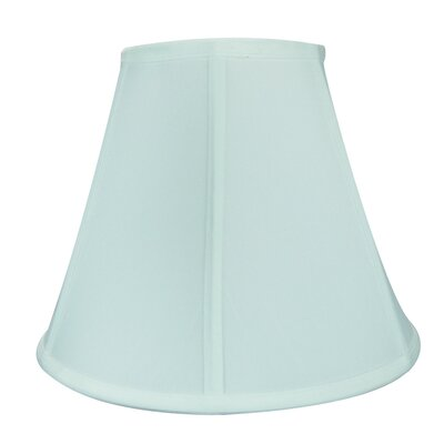 12 Shantung Empire Lamp Shade Color: White