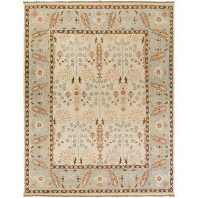 Mathilda Off White Rug Rug Size: Rectangle 9 x 12