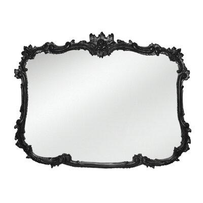 Buffet Wall Mirror Finish: Classic Black