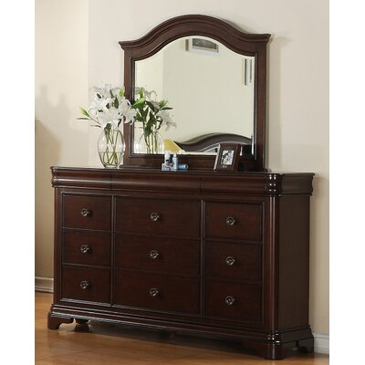 Macdougall 9 Drawer Standard Chest