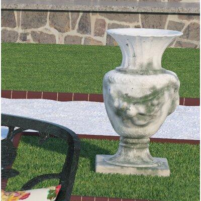 Beam Composite Urn Planter