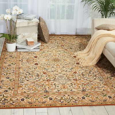 Gaunt Copper Area Rug Rug Size: 99 x 13