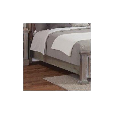 Heatherstone Storage Bed Side Rails Finish: Reclaimed Gray