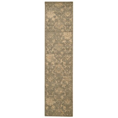 Forres Moss Area rug Rug Size: Runner 25 x 10
