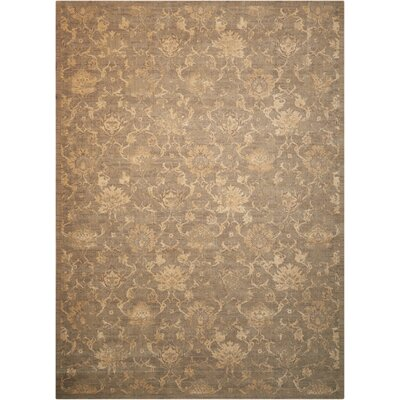 Forres Moss Area rug Rug Size: 86 x 116