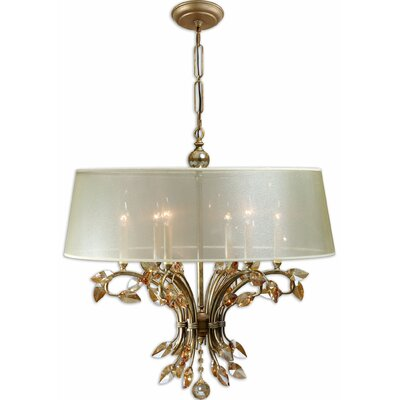 Wadsworth 6-Light Drum Chandelier