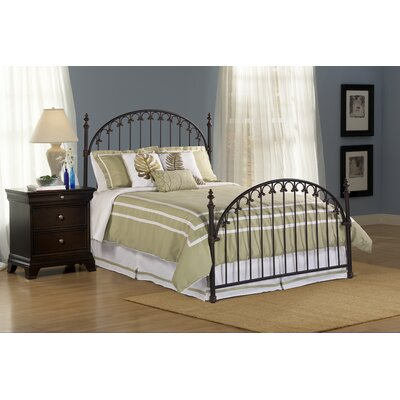 Appel Panel Bed Size: Queen