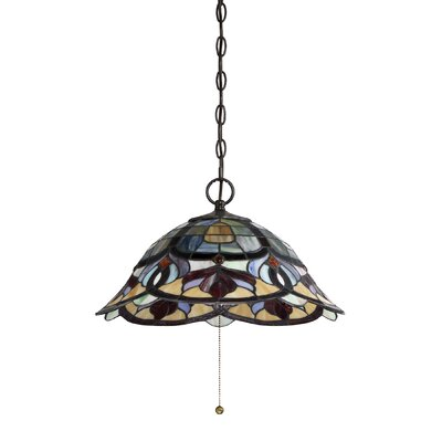 Longvillers 3-Light Inverted Pendant