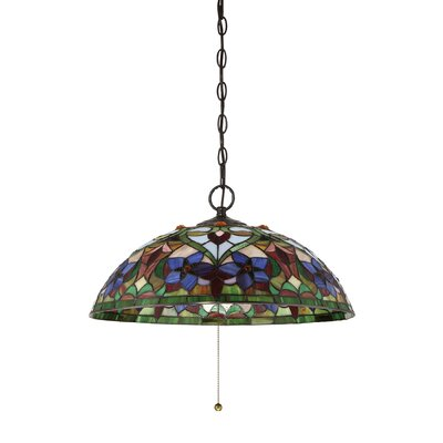 Yerres 3-Light Inverted Pendant