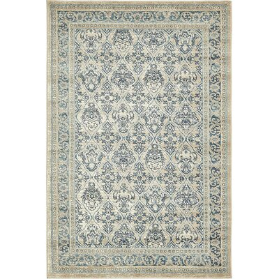 Basswood Beige Area Rug Rug Size: Rectangle 4 x 6