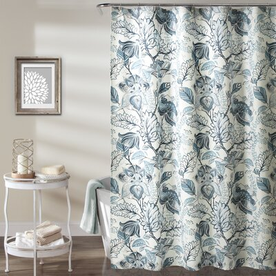 Morristown Shower Curtain Color: Dusty