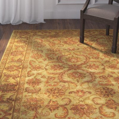Taylor Blue & Gold Area Rug