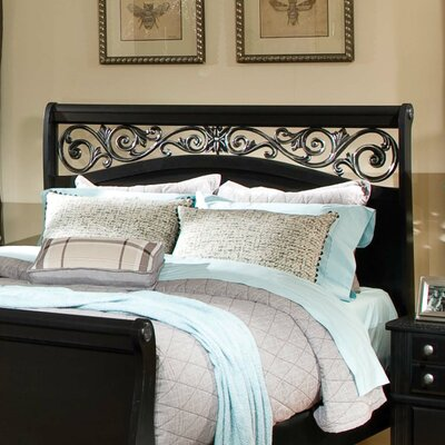 Arbouet Sleigh Bed
