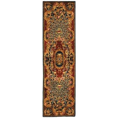 Berezinsky Wool Rug Rug Size: Runner 23 x 8