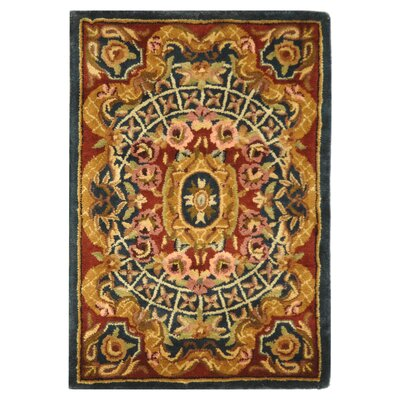 Berezinsky Wool Rug Rug Size: Rectangle 3' x 5'