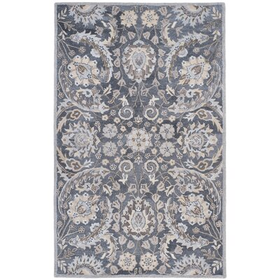 Davila Hand-Tufted Area Rug Rug Size: Rectangle 5 x 8