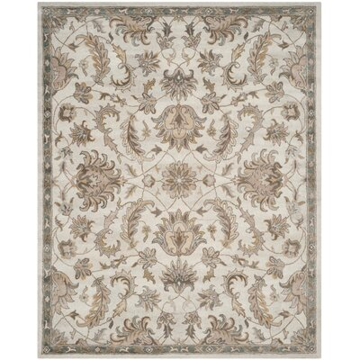 Davila Hand-Tufted Area Rug Rug Size: Rectangle 6 x 9