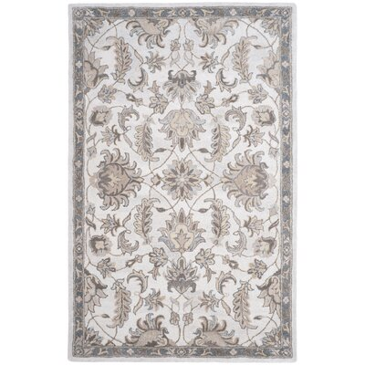 Davila Hand-Tufted Area Rug Rug Size: Rectangle 26 x 4