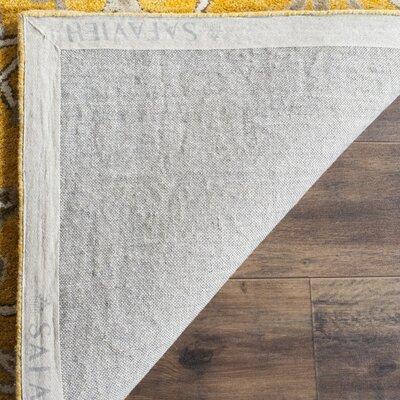 Davila Hand-Tufted Area Rug Rug Size: Runner 23 x 7