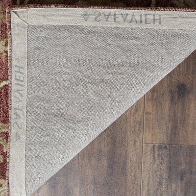 Davila Hand-Tufted Area Rug Rug Size: Square 5