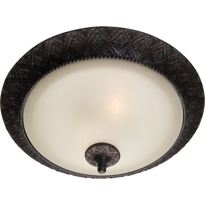 Alsager 2-Light Flush Mount