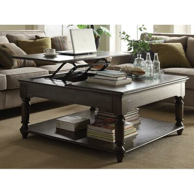 Palmquist Square Coffee Table with Lift Top