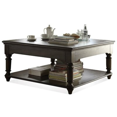 Fonzell Square Coffee Table with Lift Top