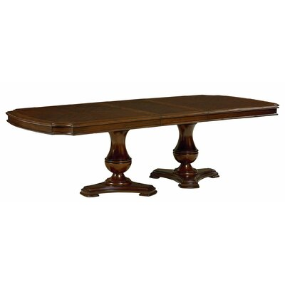 Graceland Double Pedestal Table Top with 20