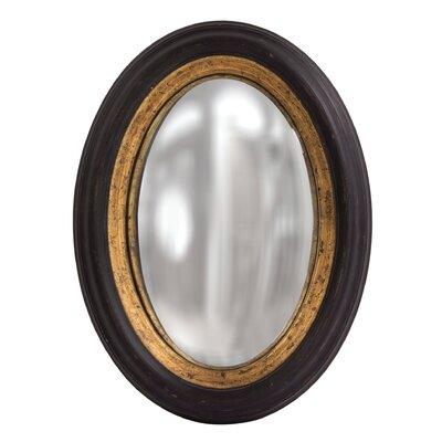 Oval Convex Wall Mirror