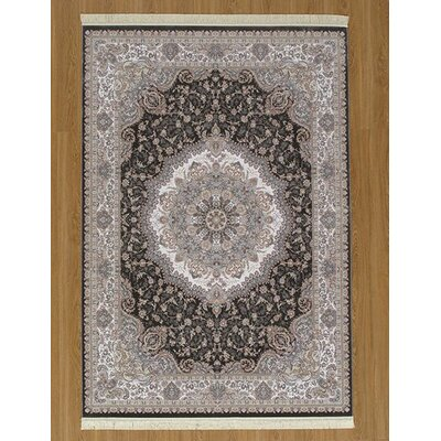 Ponton Charcoal Area Rug Rug Size: Rectangle 311 x 57