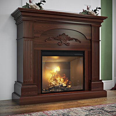 Nathans Electric Fireplace