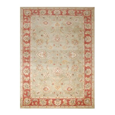 Florence Oriental Wool Hand-Tufted Area Rug