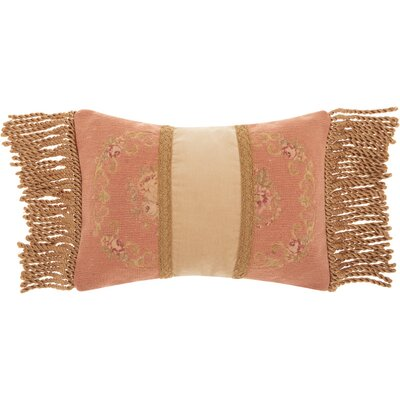 Deanna Wool Lumbar Pillow