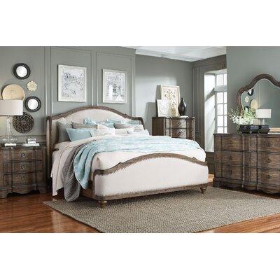 Upholstered Customizable Bedroom Set